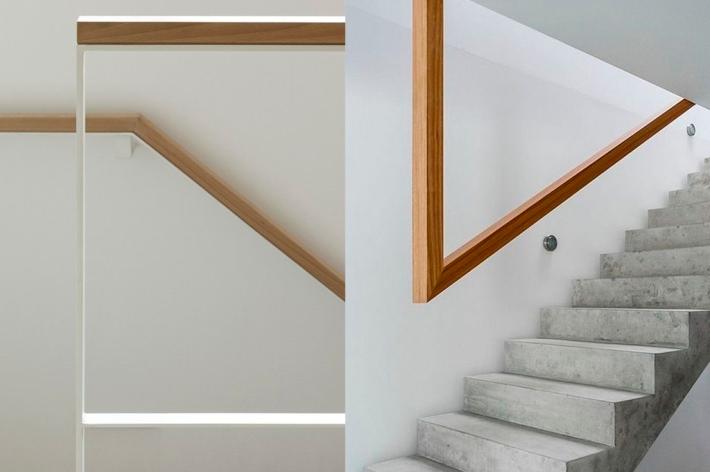 Tienes escaleras en casa aprovecha las barandillas esmihobby - Proteccion de escaleras para ninos ...